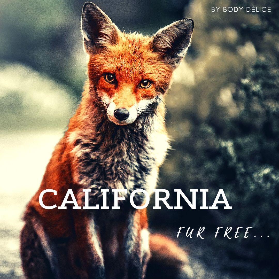 Fur free - California