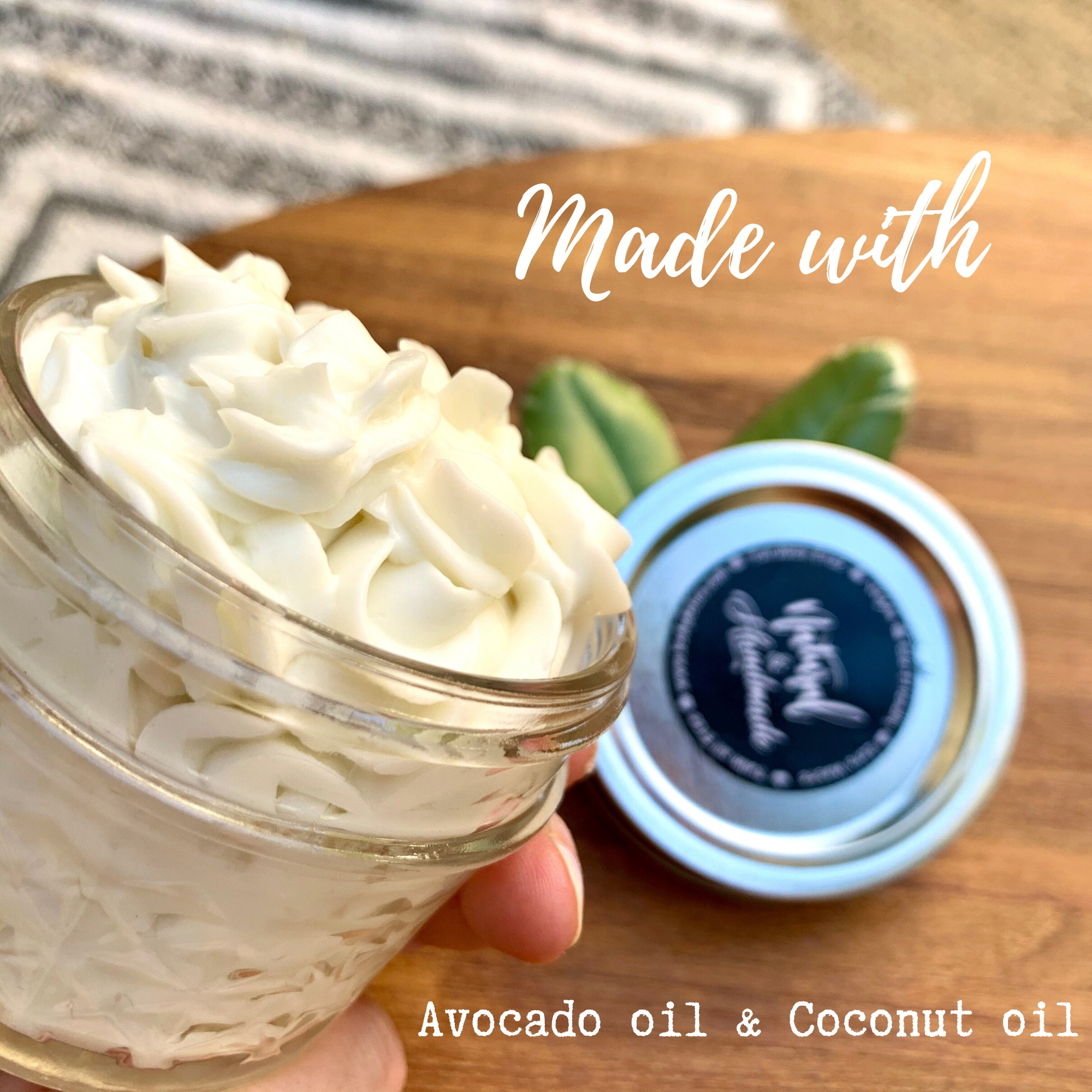 avocado oil and coconut oil hair conditioner